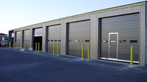 Commercial Garage Door Installation The Woodlands